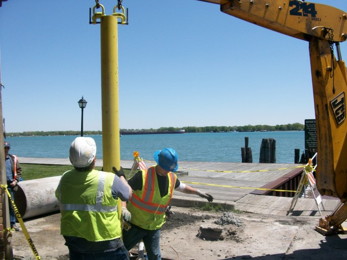 RPM Installations at Detroit – Blue Water and Algonac