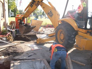 (86830) RPM Footing - Foundation Excavation - 01