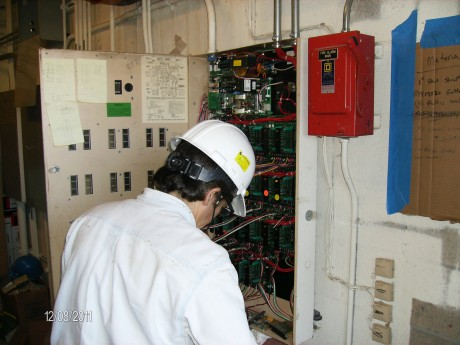 Replace Fire Alarm System Building 1309