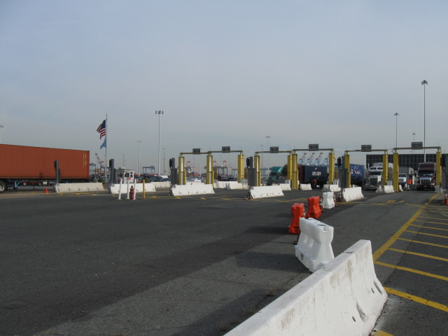 RPM Installation at Port of New York/New Jersey