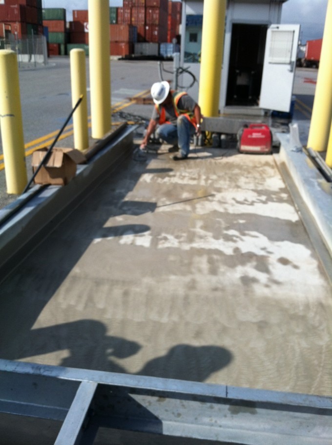 RPM Decommissioning, Removal and Transfer of RPM Equipment Port Canaveral and Fort Pierce FL