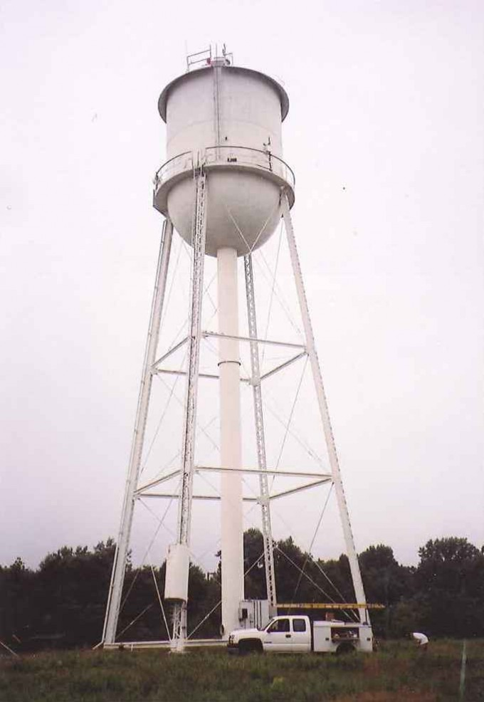 Elevated Water Tower #2 and #5 Painting and Repairs