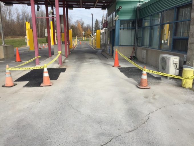 Decommission Radiation Portal Monitors at Land Ports of Entry in Vermont and Maine